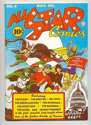 Flashback #6 ~ All Star Comics #4 ~ Special Edition Reprints ~ Nm+ 9.6