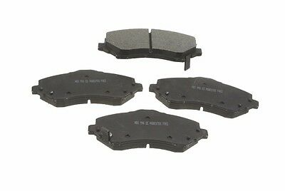 Front Chrysler Town /& Country Dodge Journey Brake Pad Textar 2460401 24604 01