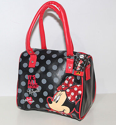 Borsa Bauletto con tracolla Minnie Disney bag donna
