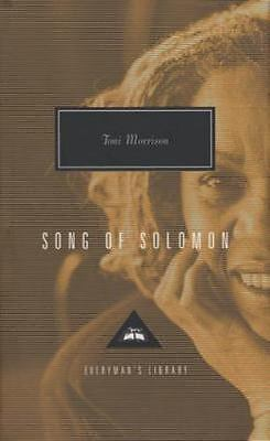 Song of Solomon (Everyman's Library) [Hardcover] by Toni Morrison; Reynolds P...