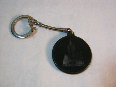 Calvary Episcopal Church Conshohocken Pa Vtg. Keychain     T*