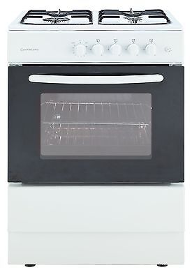 Cookworks CGS50W Free Standing 50cm Single Gas Cooker - White-From Argos on ebay