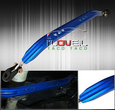 93-02 Toyota Corolla E110 Jdm Performance Handling Front Lower Strut Bar Blue