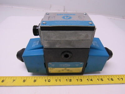 Vickers PA5DG4S4LW-012N-B-60 Hydraulic Directional Control Valve