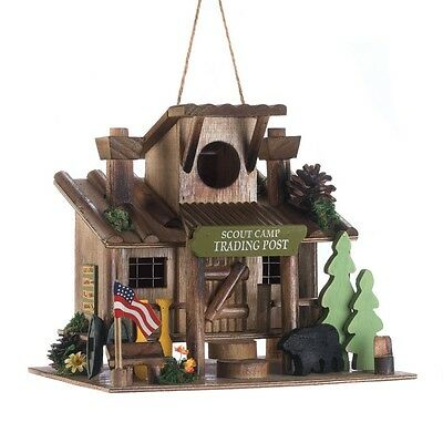 Scout Trading Post Bird House    10016952   SMC