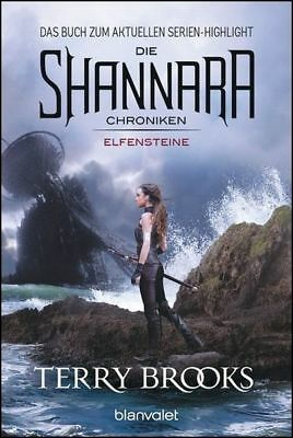 TERRY BROOKS Die Shannara-Chroniken - Elfensteine *NEU & KEIN PORTO*