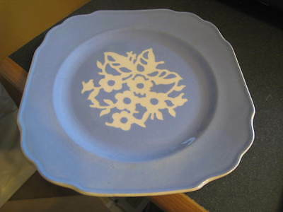 """HARKER POTTERY CAMEO WARE DINNER Plate  9 3/4"""""""