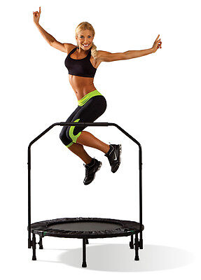 Marcy 40-inch Cardio Trampoline Trainer Home Gym Workout Equipment | ASG40