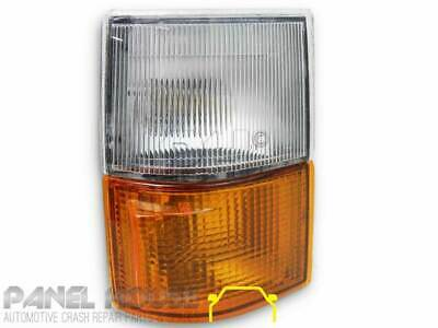 Indicator Light LEFT AMBER BOTTOM Lens Fits Toyota Hiace YH Van 83-84 LH