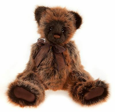 New **COLLECTABLE HANDMADE FULLY JOINTED CHARLIE BEAR ~ TERRY** 53cm