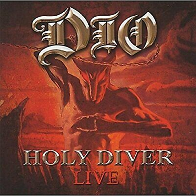 Dio - Holy Diver Live (NEW 2 x CD)