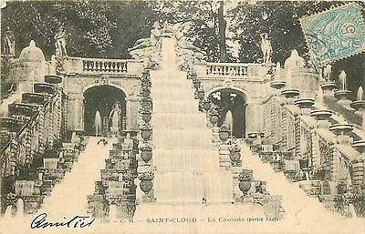 92 SAINT CLOUD la cascade