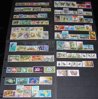 Kenya 1963//99 collection 107 diff used stamps