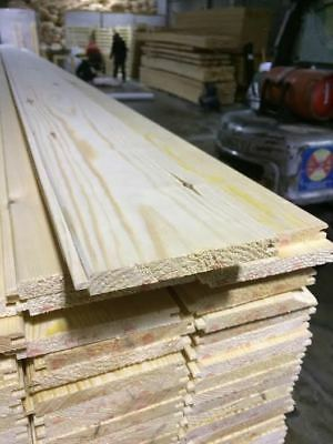 Pine T&g Vgroove Matchboard 110X13 500 Meters