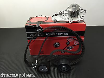 PEUGEOT 1.6 HDi 206 207 307 308 407 EXPERT PARTNER GATES TIMING BELT KIT/PUMP