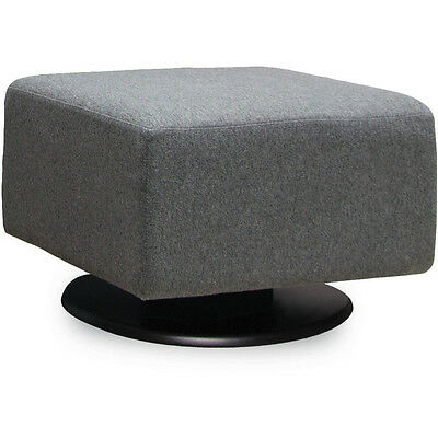 Dutailier Ultramotion Lungo Upholstered Gliding Ottoman