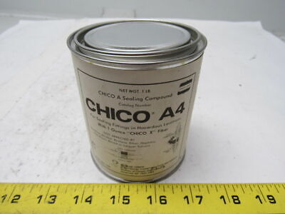 Crouse-Hinds Chico A4 Sealing Compound For Fittings
