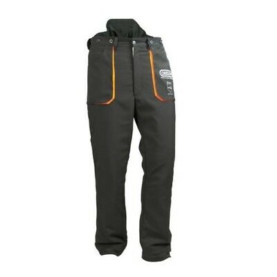 Oregon Yukon Pantalon Protecteur, à Pinces, Forestier, Anti-coupure