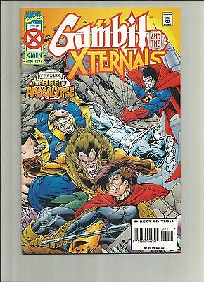 Gambit and the X-ternals #2, 1995,Enter Now: The Age of Apocalypse g17