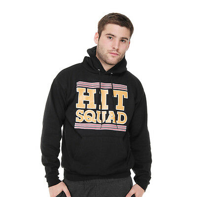 Das EFX - Hit Squad Hoodie Black Kapuzenpullover Hooded Sweater