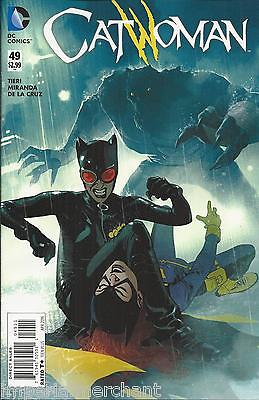 DC Catwoman comic issue 49
