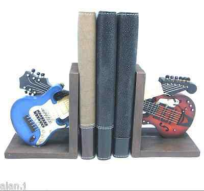 Shelf Bookend - Shelf Tidy Guitar  New