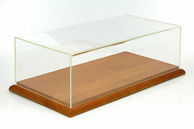 Quality Display cabinet with Ground for model cars scale 1:12 CMC