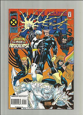 Amazing X-Men #1,2,3,4,Enter Now... The Age of Apocalypse (Mar 1995, Marvel) F2