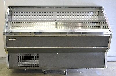 Used Federal RSS6C-2A Open Merchandiser Grab and Go Display Case Free Shipping!