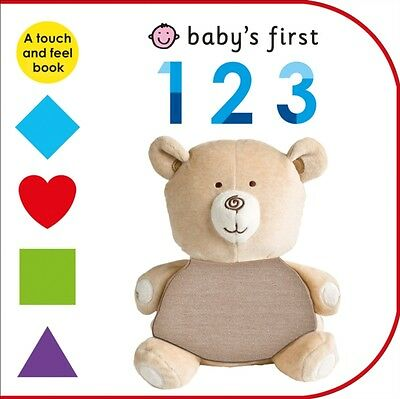 Baby's First 123 (Board book), Roger Priddy, 9781783412617
