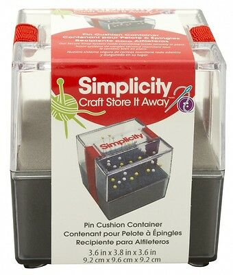 Simplicity Pin Cushion Storage Container (8816005)