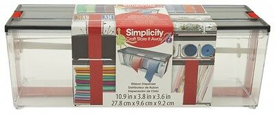 Simplicity Ribbon Dispenser Storage Container (8816008)