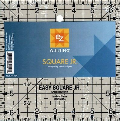 EZ Easy Square Acrylic Quilting Template (882670142A)