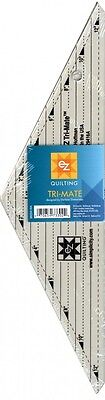 EZ Tri-Mate Acrylic Quilting Template (8829416A)