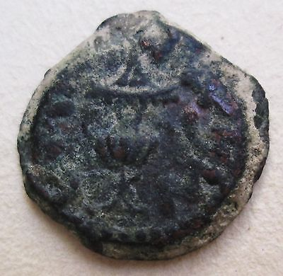 Jewish Revolt Year Iii Ancient Bronze Coin Archaeology Judaica