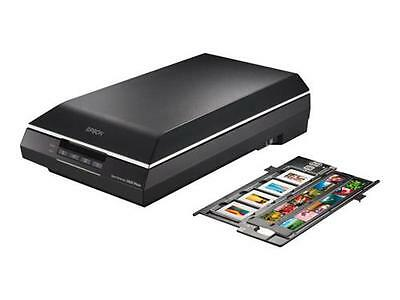 Scanner Epson Perfection V600 Photo - Scanner à plat - 216 x 297 mm - 6400 ppp x