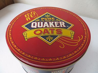 Quaker Oats Limited Edition 1983 Tin