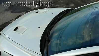 Universal Style Type 2 Bonnet Vents/Scoop/Air Intake for rally /time attack
