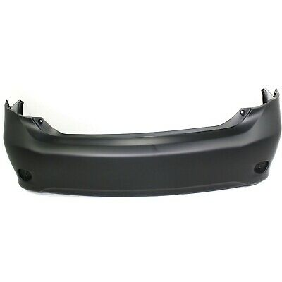Front Bumper Cover For 2007-2009 Toyota Camry Japan Built Primed Plastic