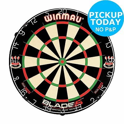 Winmau Blade 4 Dual Core Dartboard. From the Official Argos Shop on ebay
