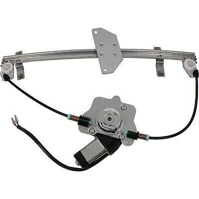 Power Window Regulator For 2000-2004 Volvo S40 V40 Front Driver Side With Motor