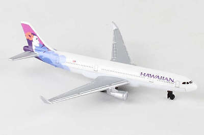 Realtoy RT2434 Hawaiian Airlines Airbus A330 Diecast 1/300 Model Plane Airplane