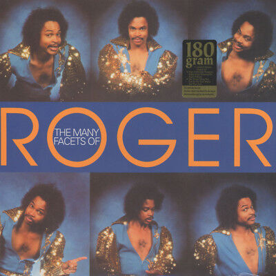 Roger Troutman (Zapp) - The many facets of Roge (Vinyl LP - 1981 - US - Reissue)