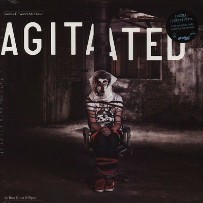 Toddla T - Watch Me Dance: Agitated by Ross Or (Vinyl LP - 2012 - UK - Original)
