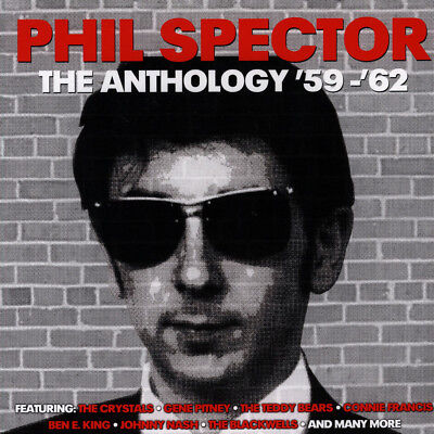 Phil Spector - The Anthology (Vinyl 2LP - 2013 - UK - Original)