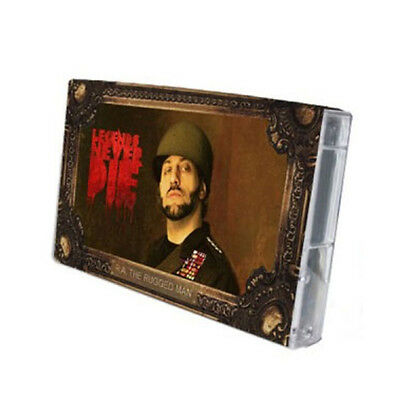 R.A. The Rugged Man - Legends Never Die (Tape - 2013 - US - Original)