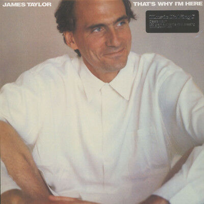 James Taylor - That's Why I'm Here (Vinyl LP - 1985 - EU - Reissue)