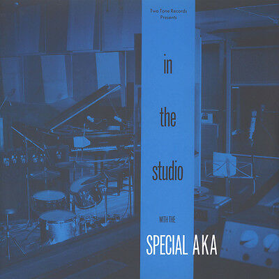 Special AKA, The (The Specials) - In The Studio (Vinyl LP - 1984 - UK - Reissue)