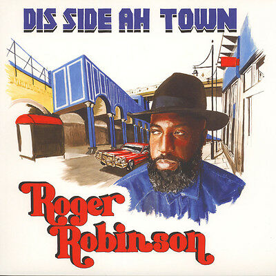 Roger Robinson (King Midas Sound) - Dis Side A (Vinyl LP - 2015 - EU - Original)