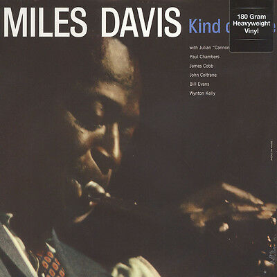 Miles Davis - Kind Of Blue 180g Vinyl Edition (LP - 1959 - EU - Reissue)